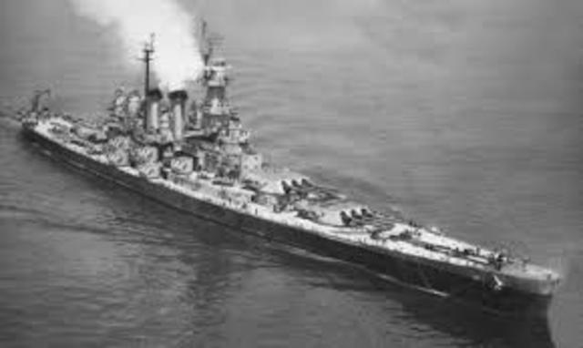 Thousands volunteer. North Carolina battleship, chap 21