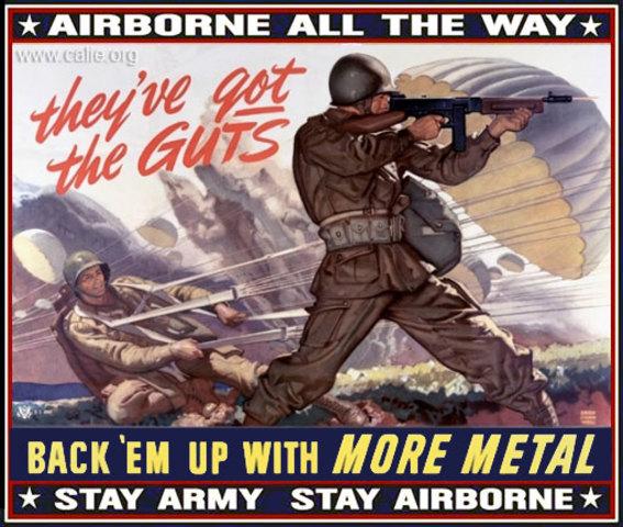 Airborne forces, chap 21