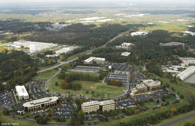 Research Triangle Park, chap 22