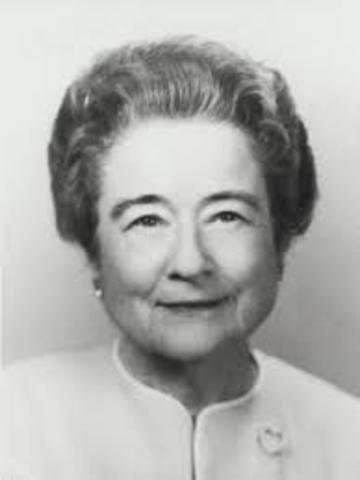 Susie Marshall Sharp, chap 22