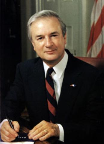 James B. Hunt, chap 25