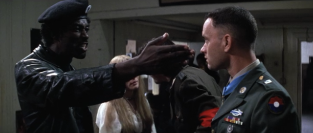 Forrest Meets Black Panthers