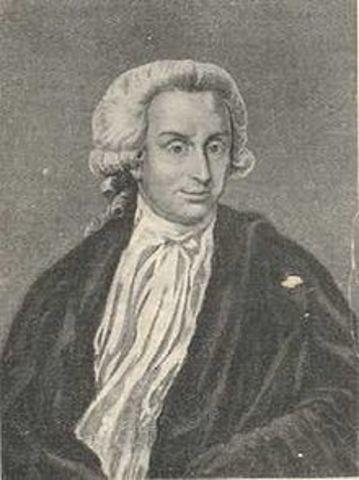 Luigi Galvani (Primeras aportaciones de la neurofisiología)