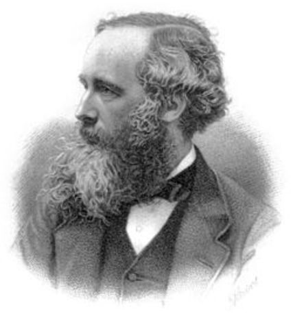 James Clerk Maxwell(Teoria Electromagnetica)