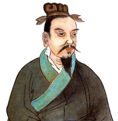 kuan chung (645) a.c