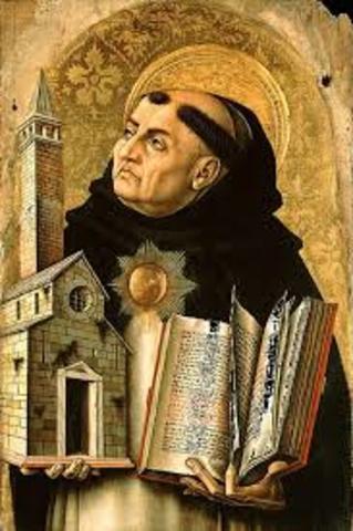 TOMAS DE AQUINO (XII 1224/1274)