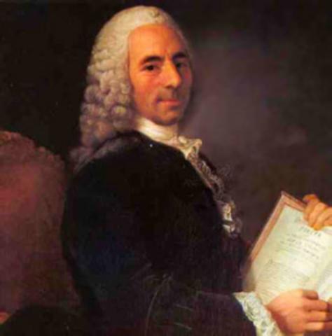 François Quesnay (1694 – 1774)