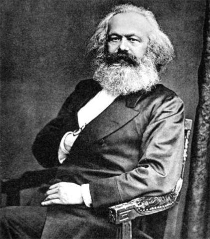 Karl Marx 1818-1883