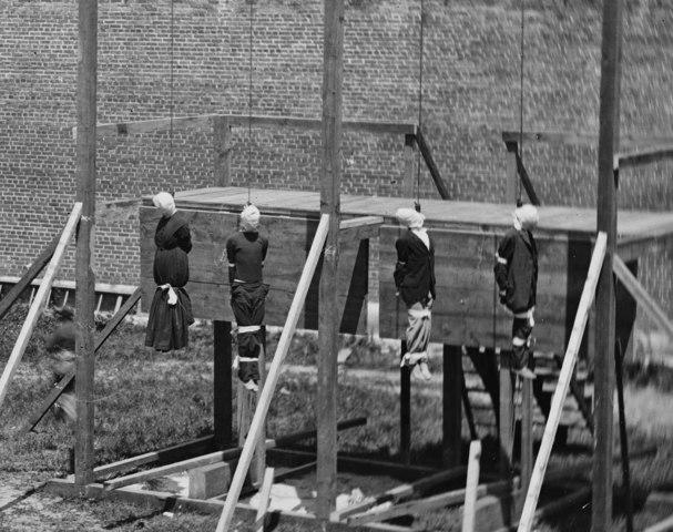Execution of Conspirators