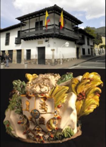 Florero de Llorente