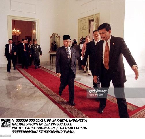 Suharto Establishes Military Dictatorship In Indonesia