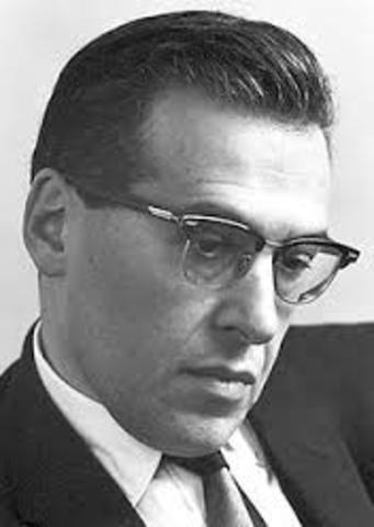 Julian Schwinger ( Formuló la teoría de renormalización y predijo el fenómeno de los pares electrón-positrón conocido como el efecto Schwinger)