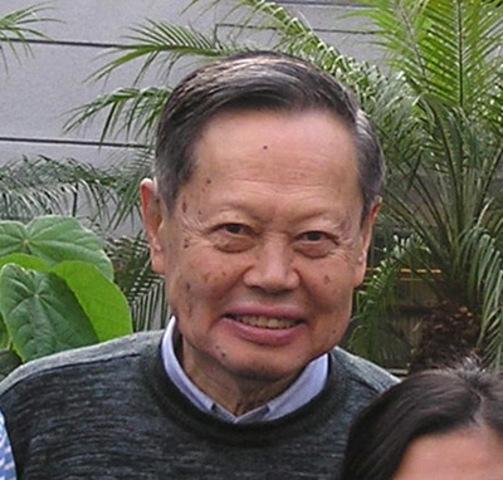 Chen Ning Yang (Teorira de las particulas elementales)