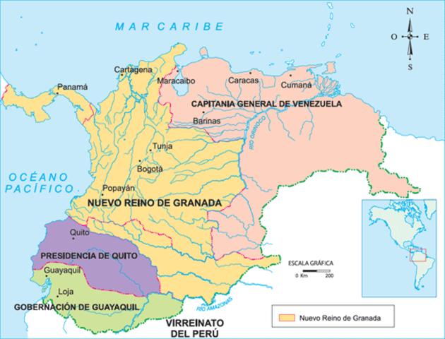 Acta de Federación de Provincias Unidas de Nueva Granada