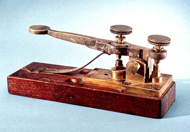 Telegraph and Morse Code