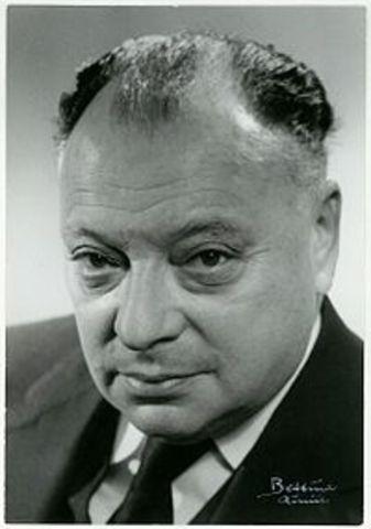 Wolfgang Ernst Pauli Fundador de la mecanica cuantica