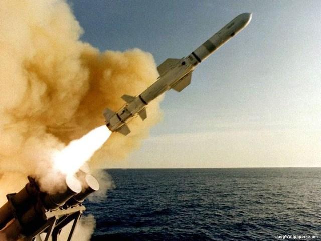 Tomahawk missiles