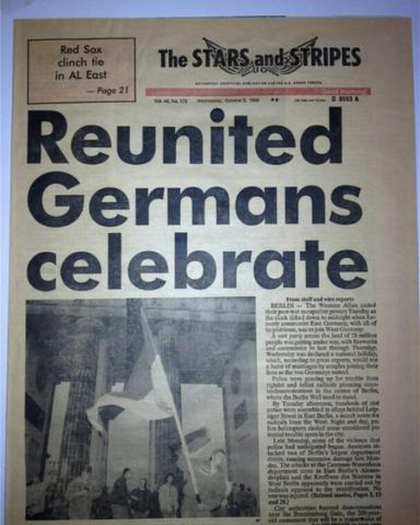 Germany Reunits