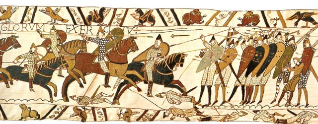 ENGLAND: Norman Invasion of England