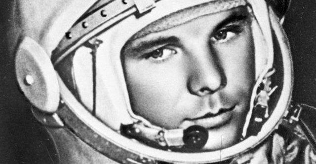Советский гражданин в Космосе!