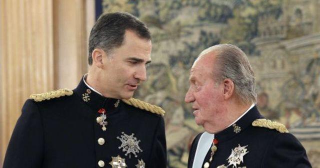 Abdicación de Juan Carlos I y reinado de Felipe VI