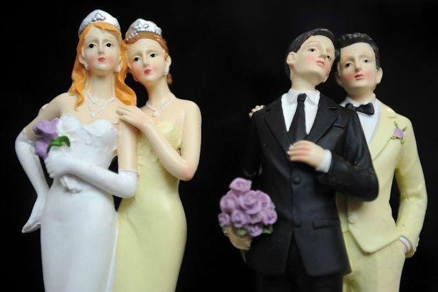 Legalización del matrimonio entre personas del mismo sexo