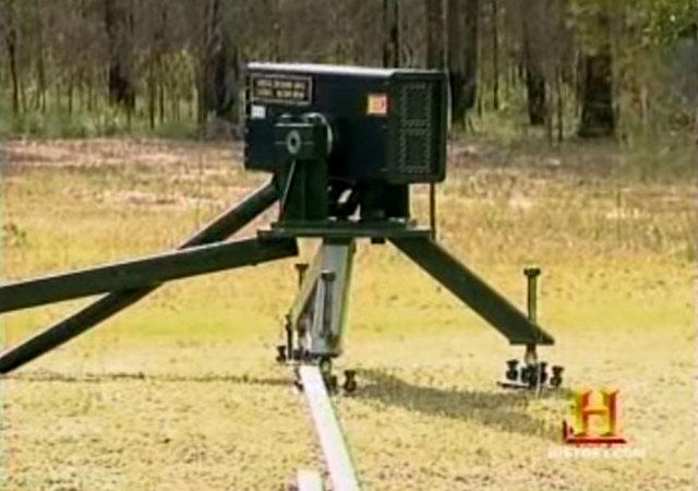 Advancements in Machine Guns