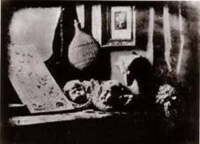 The First Photographic Image