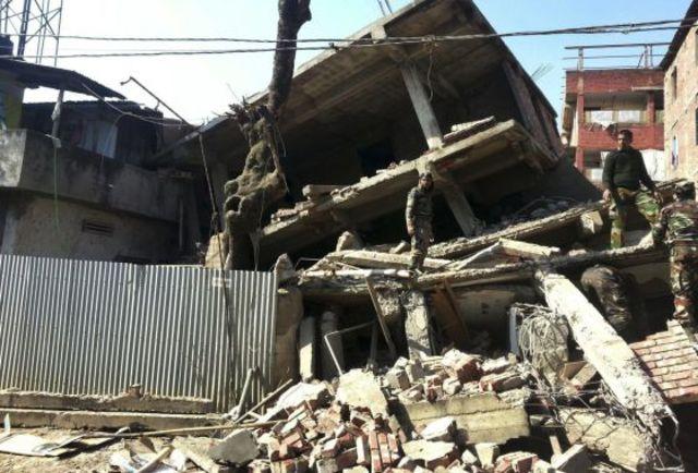 Terratrèmol de la Índia