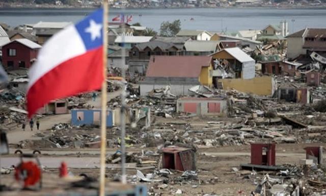 Terratrèmol a Xile