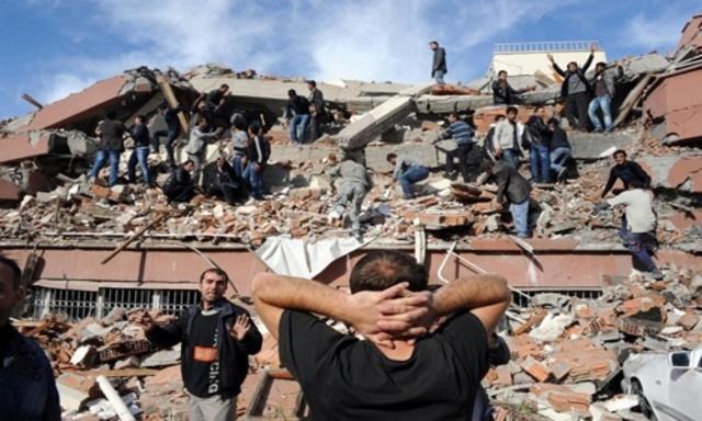 Terratrèmol a Turquia