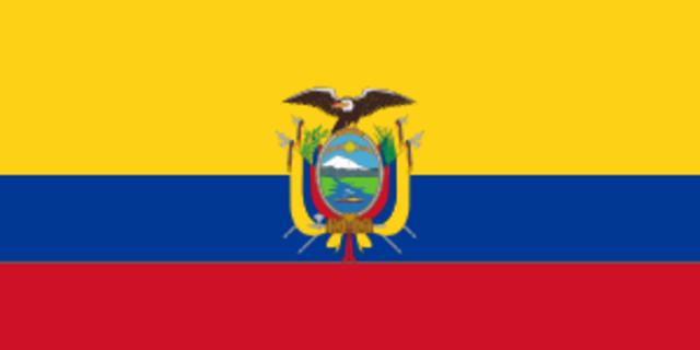 Costa de Esmeraldas y Manabí, Ecuador