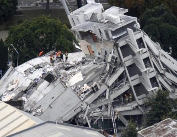 Terratrèmol de Nova Zelanda