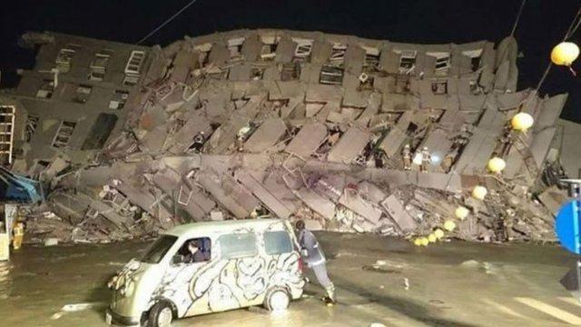 Terratrèmol de Taiwan