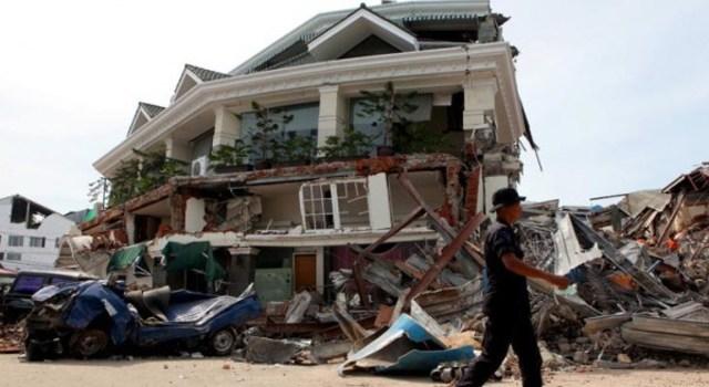 Terratrèmol de Indonèsia