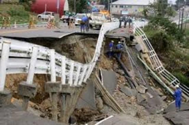 Terratrèmol de Japó