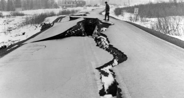 Terratrèmol a Alaska