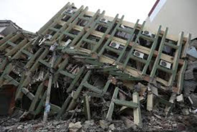 Terratrèmol de Estats Units