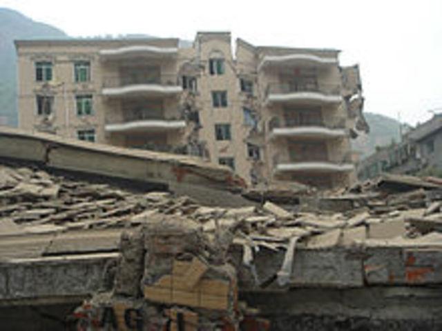 Terratrèmol de Xina