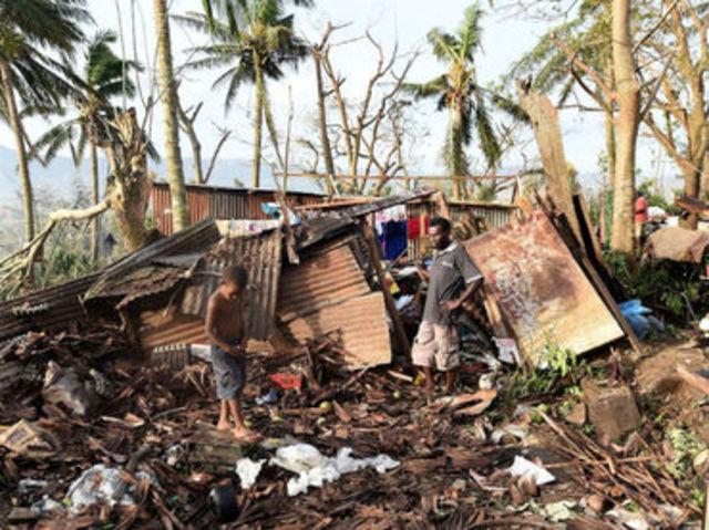 Vanuatu ( Magnitud de 6,9 )