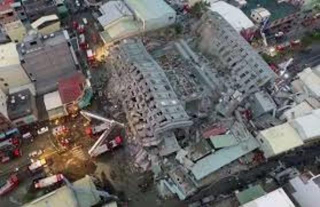 Terratrèmol deTaiwan