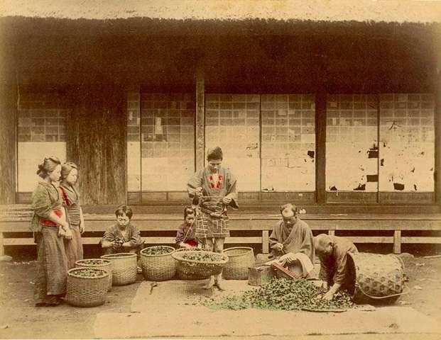 1639 - Почти полная изоляция Японии от остального мира.