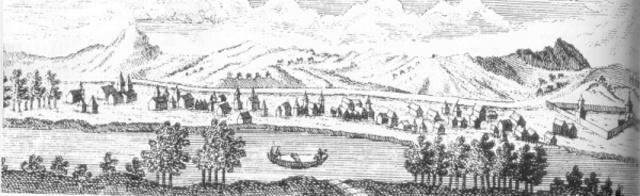 1792 - Русские безуспешно пытаются установить торговые связи с Японией