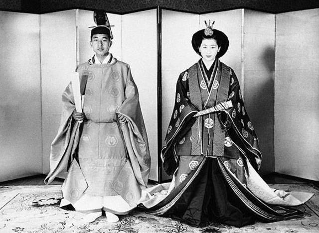 Акихито- правящий император Японии