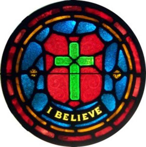 CHRISTIAN: Nicaean Creed