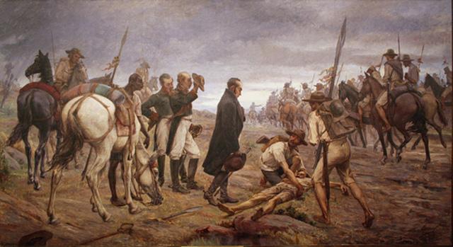 Bolivar va a Paya