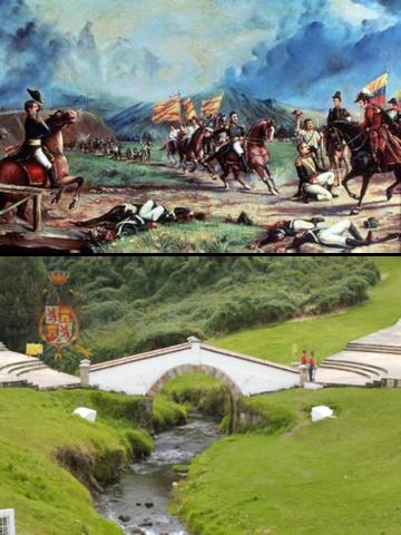 Batalla de Boyacá