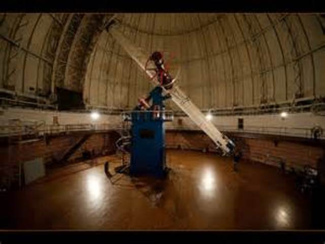 The Yerkes 40-inch Refractor Completed