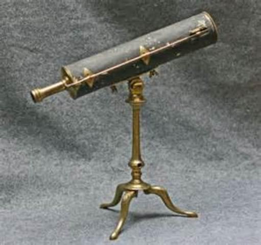 James Gregory's Telescope (NO EXACT DATE)