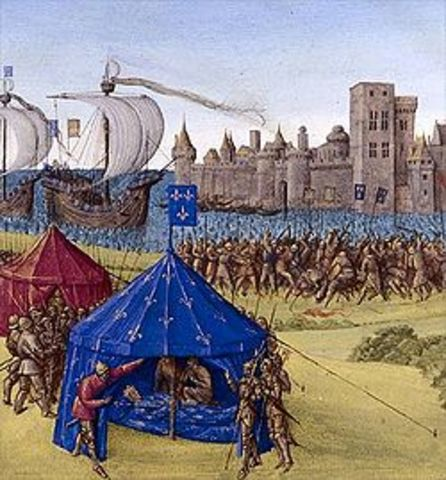 MIDDLE AGES: 8th Crusade